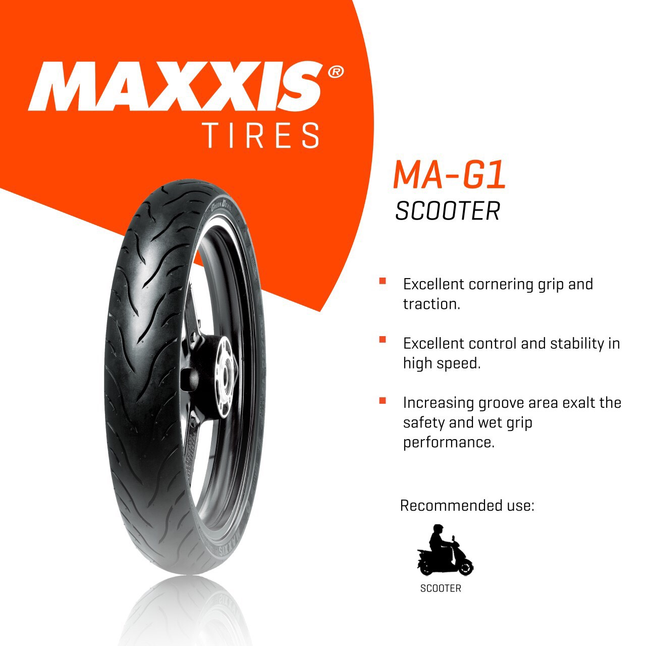 Motorcycle Tire Sizes >> All New Maxxis Motorcycle Tires Maxxis Philippines